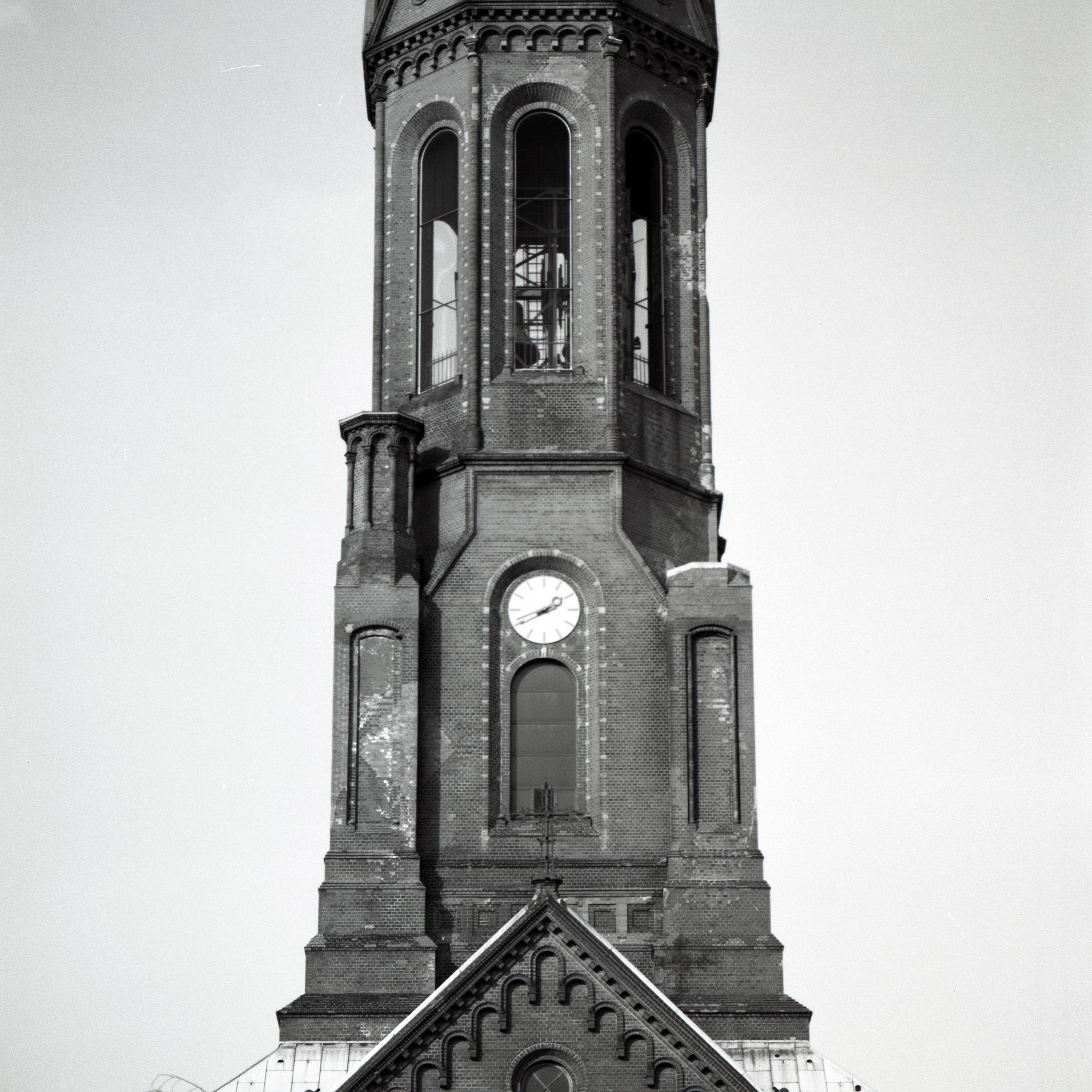 Emmaus-Kirchturm