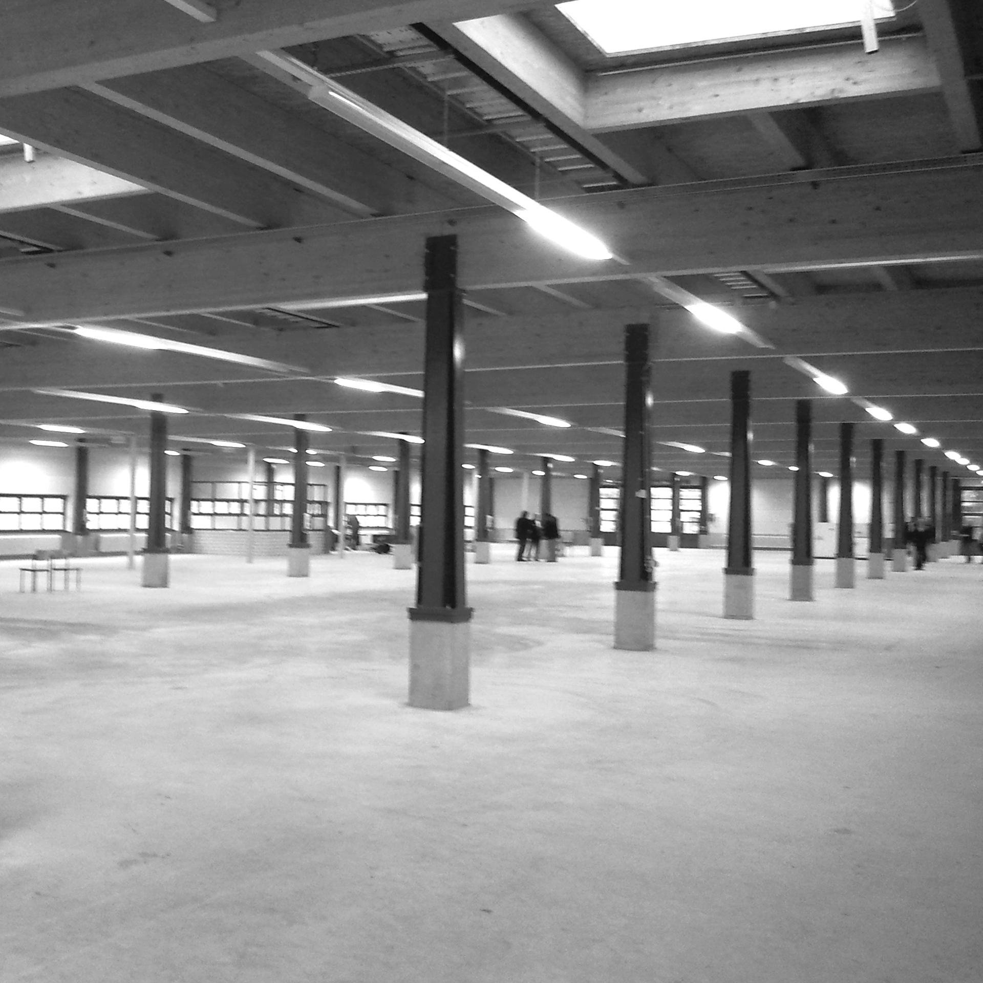 Werkstatt in Tegel